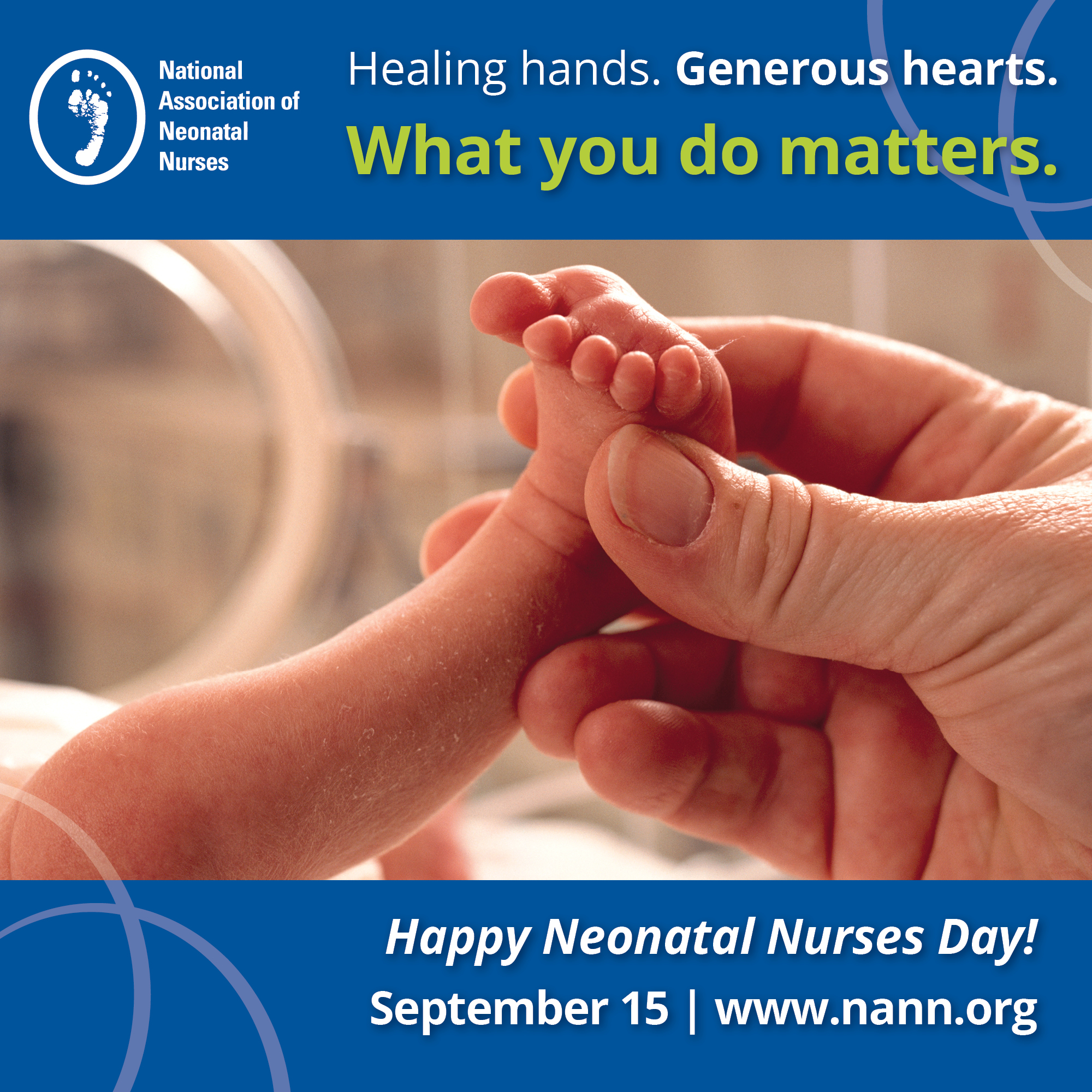 Neonatal Nurses Day Photo