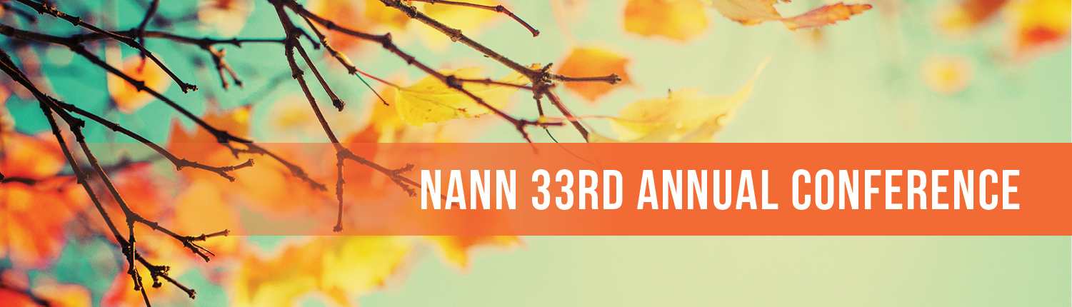 NANN 33rd Annual Conference
