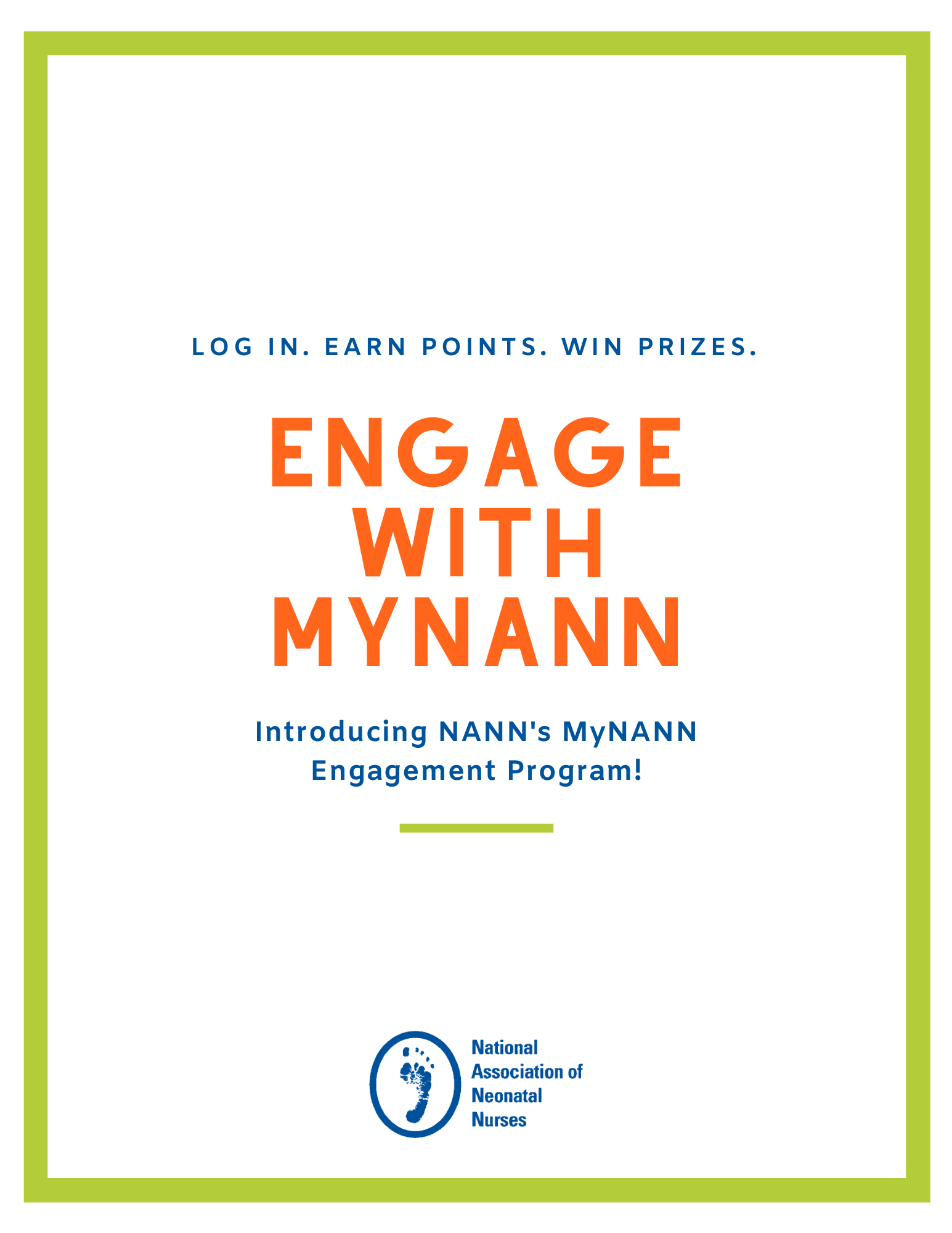 Copy of Engage with MyNANN