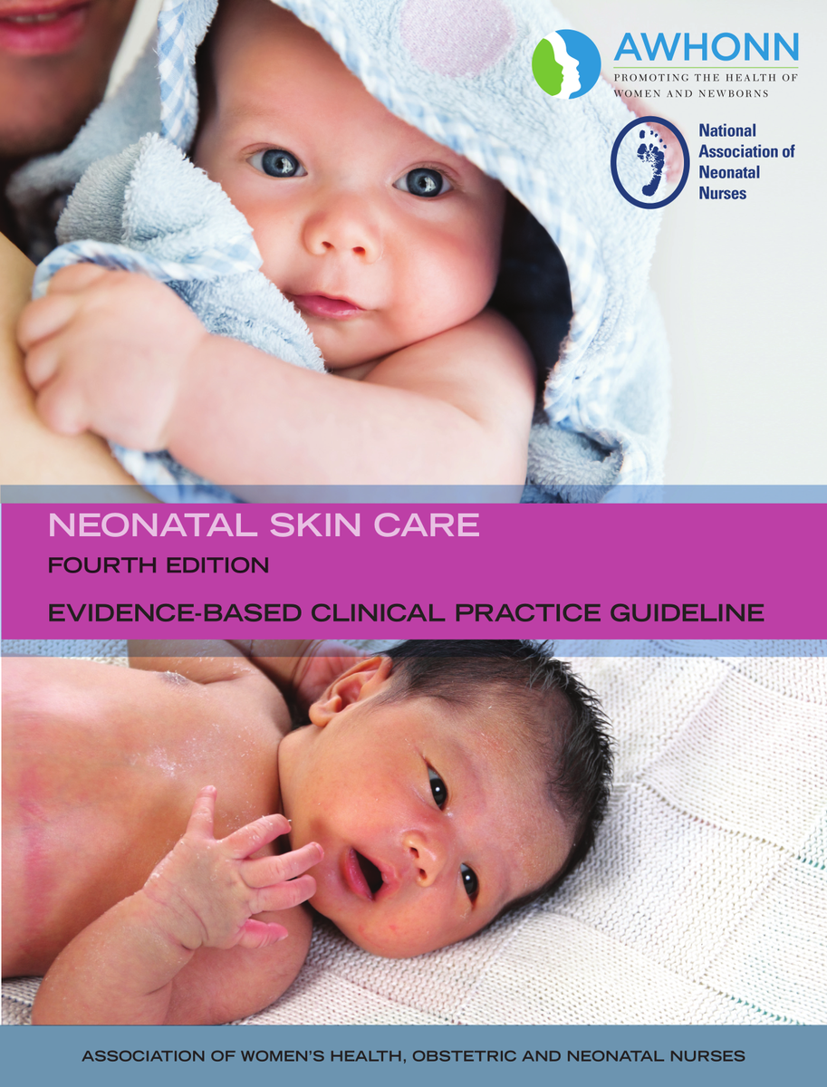 Skin Care Guideline Cover Revised