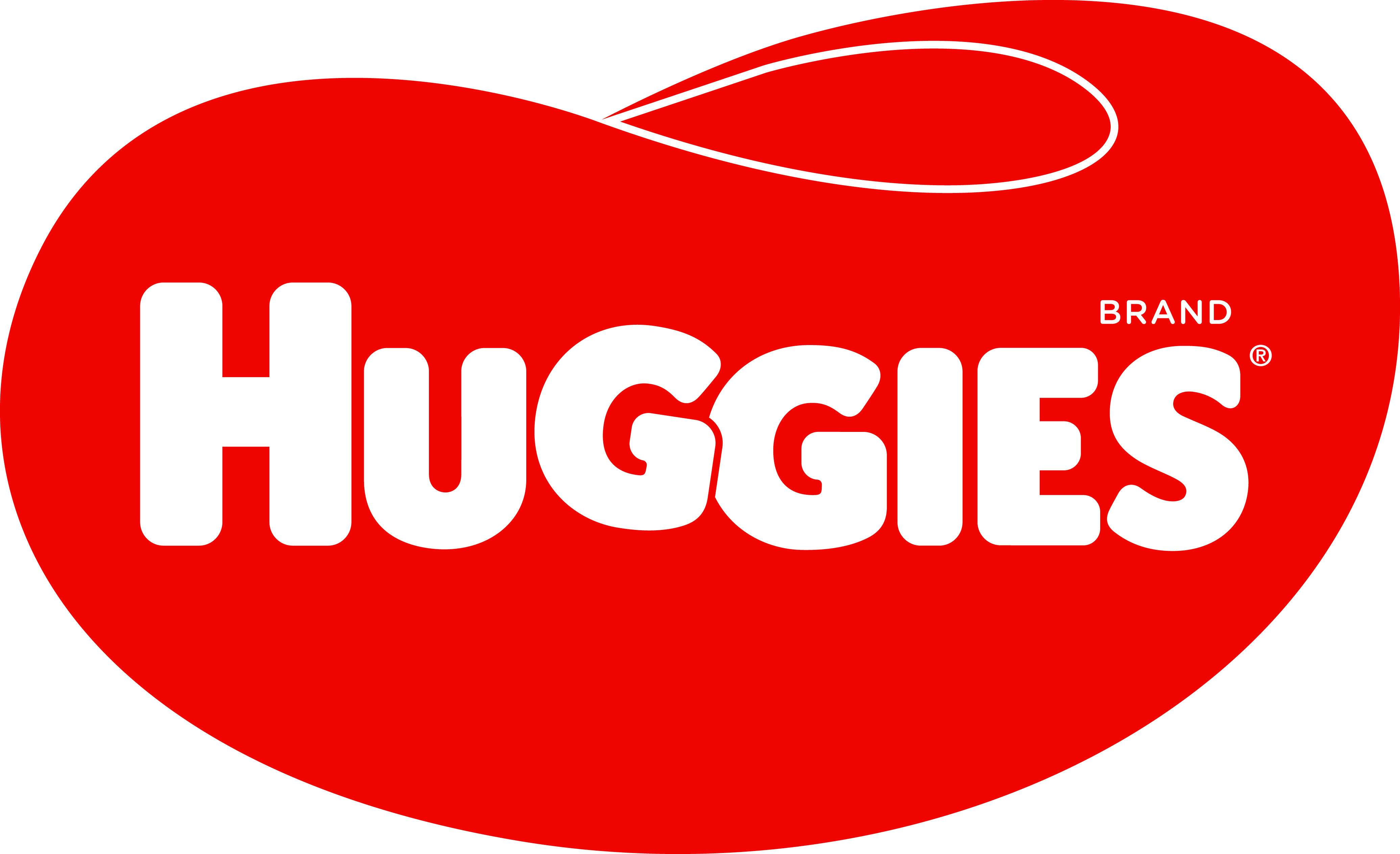Huggies Logo Global PMS-FLAT brand